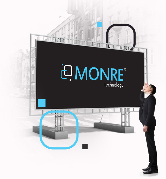 MONRE - Billboardy reklamowe